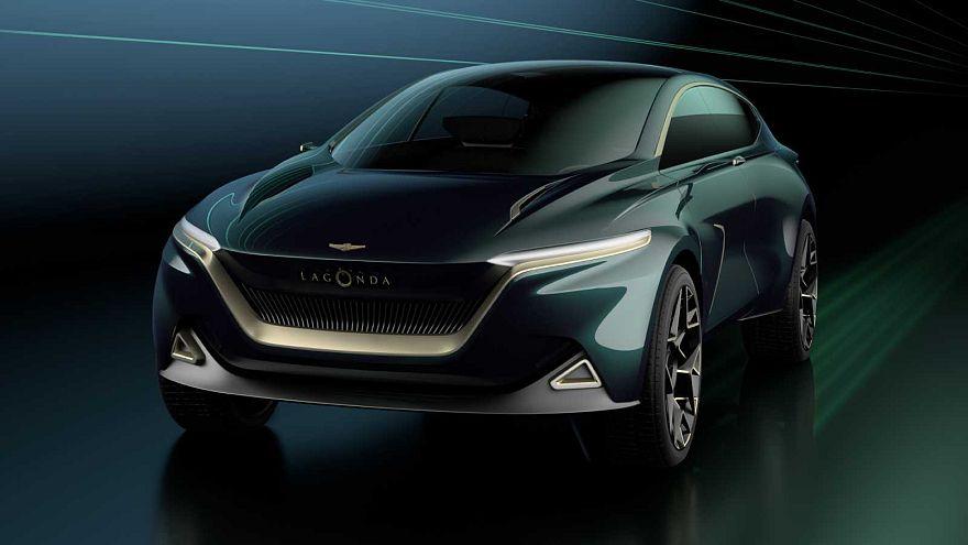 Genève 2019 : un SUV électrique et vegan chez Aston Martin
