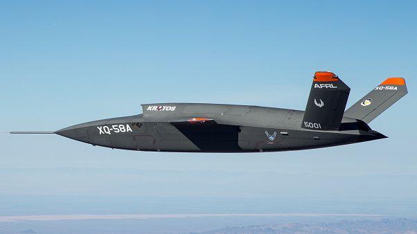 """La Fuerza Aérea estadounidense presenta su nuevo dron """"low cost"""""""