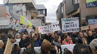 """La lucha femenina contra el cambio climático, en """"The Brief From Brussels"""""""