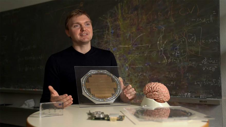 Can we make a computer like the human brain?