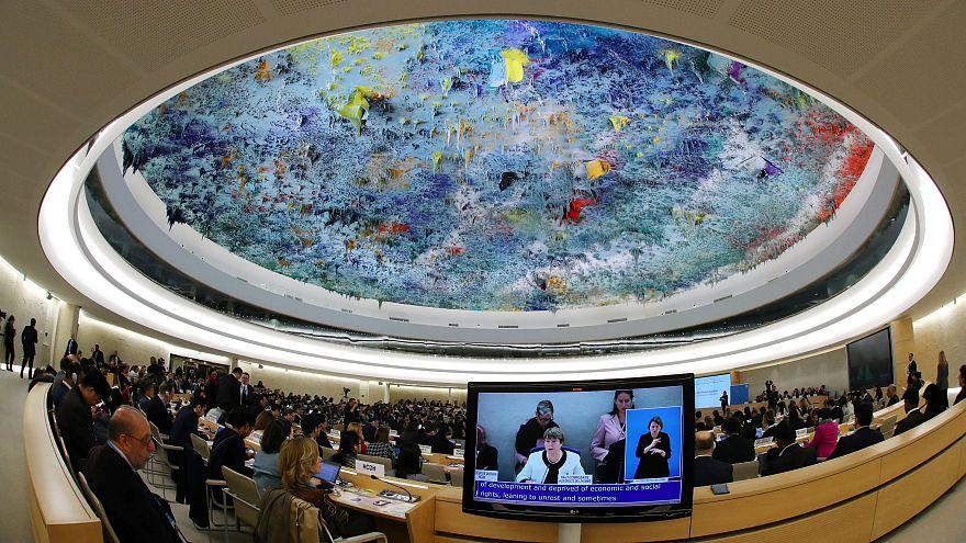 أوروبا وكندا وأستراليا يوبخون السعودية في مجلس حقوق الإنسان