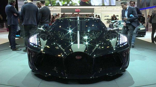شاهد: أفخر سيارات العالم في معرض جنيف الدولي للسيارات
