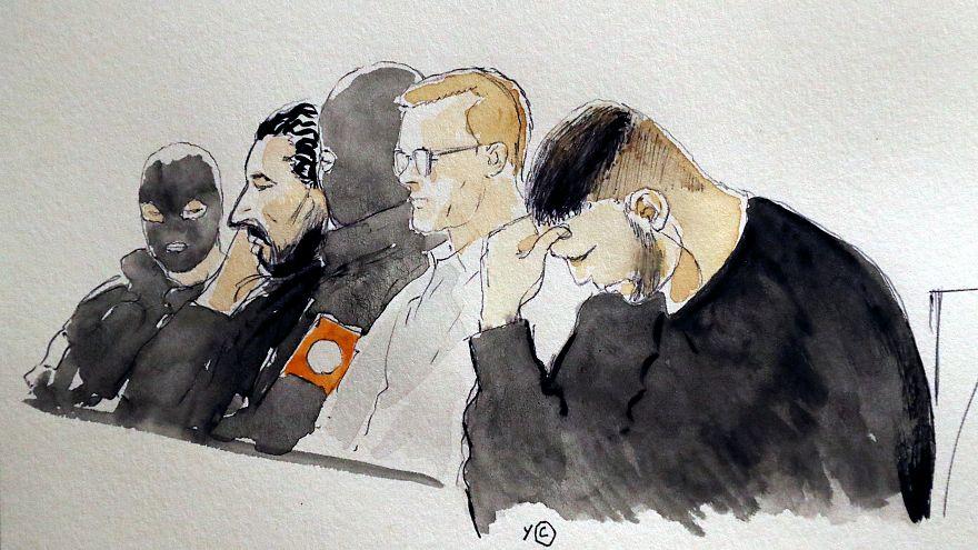 Brüksel'deki Yahudi Müzesi saldırganı Nemmouche'a ömür boyu hapis cezası