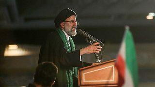رجل الدين الايراني المحافظ إبراهيم رئيسي