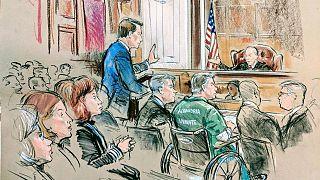 ABD Başkanı Trump'ın eski danışmanı Paul Manafort 47 ay hapis cezasına çarptırıldı