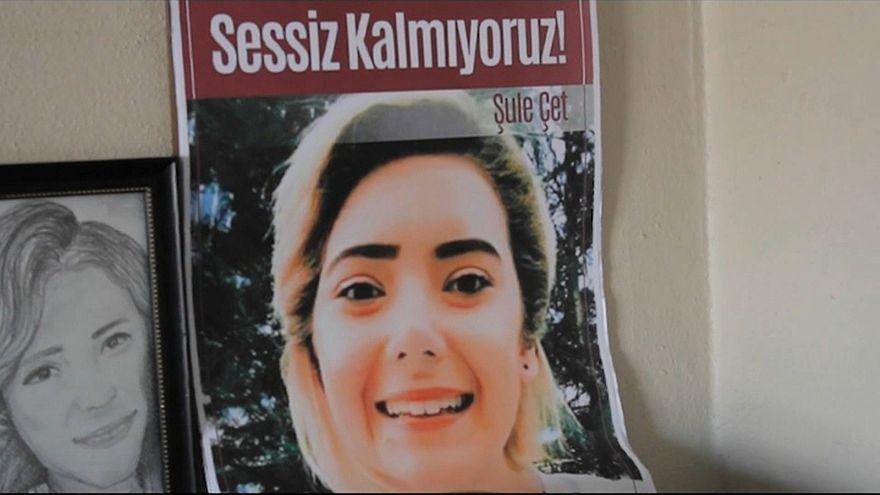 Турция: женщины против насилия