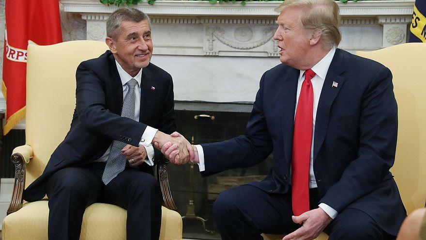 Babis naggyá tenné Csehországot