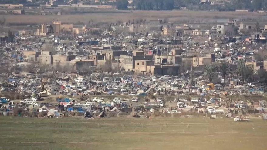 Siria: la vita a Baghouz, ultimo bastione jihadista