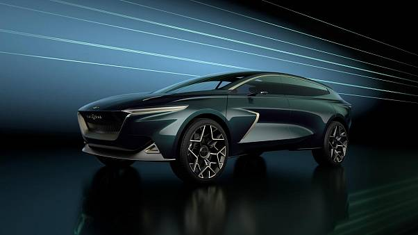 Aston Martin Lagonda: new SUV is electric-powered and… vegan