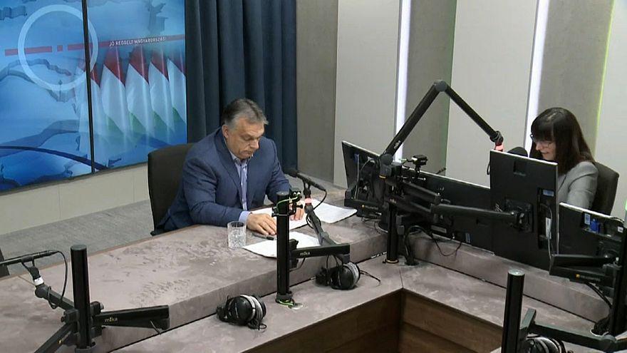 Orbán admite que o seu partido pode sair do PPE