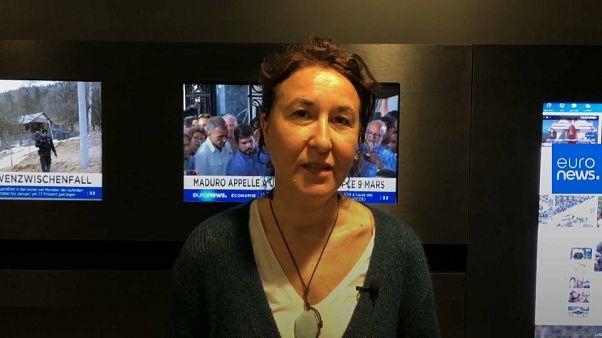 Watch: What Euronews' female staff want on International Women's Day