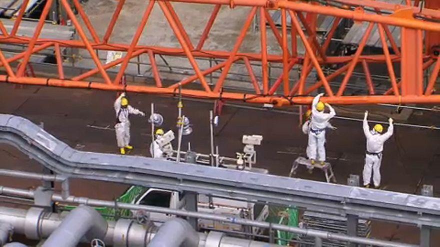 A fukusimai atomkatasztrófa kármentesítését bírálják
