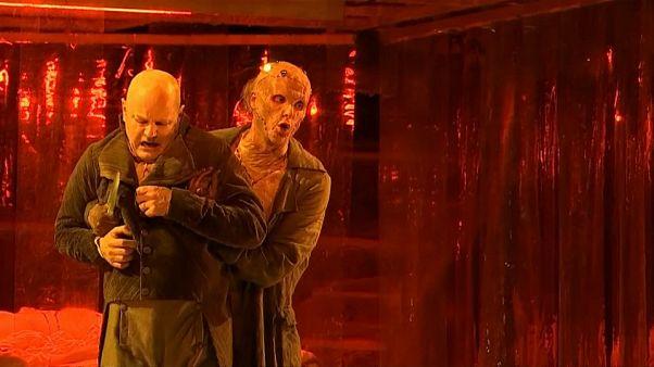 Operát írtak Frankenstein történetéből