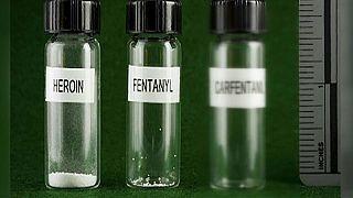 Desapareceram 430 unidades de droga 50 vezes mais potente do que heroína