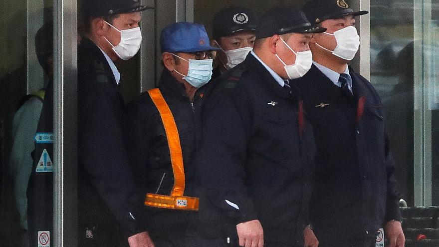 Japanese lawyer apologises for Carlos Ghosn's costume fiasco