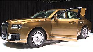 """Putin ha voluto che la sua limousine fosse """"più forte e più brutale"""""""