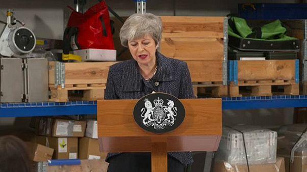 Brexit: Mays letzter Aufruf zu Kompromissen