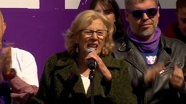 Madrid vuelve a ser violeta el 8 de marzo