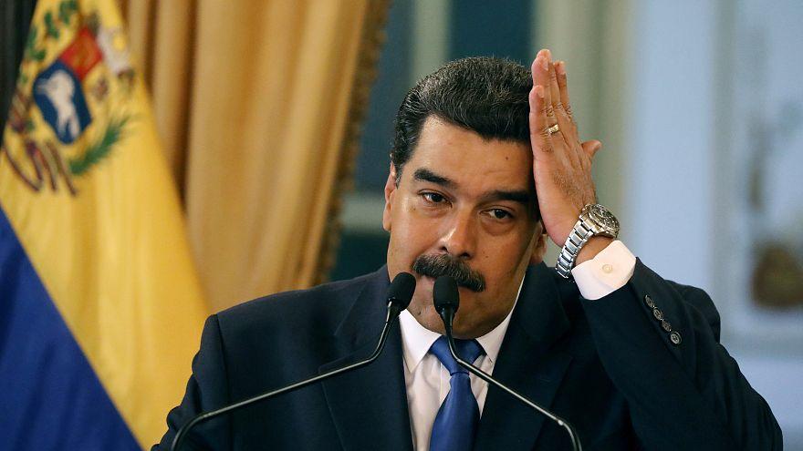 Venezuela Devlet Başkanı Maduro'ya destek için Kocaeli'den Ankara'ya pedal çevirdi