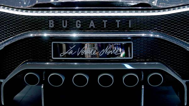 Genfer Autosalon: Der Bugatti der Superlative