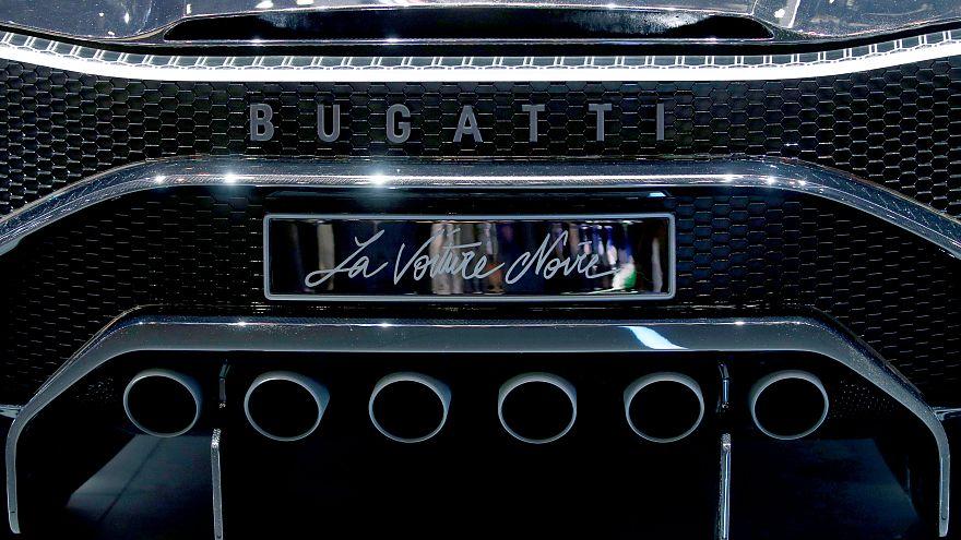 Genfer Autosalon: Der Bugatti der Superlative