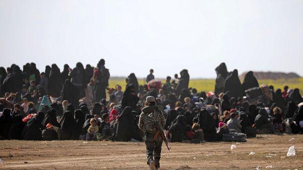 """قوات سوريا الديمقراطية تحدد موعد """"الهجوم الحاسم"""" على داعش في الباغوز"""