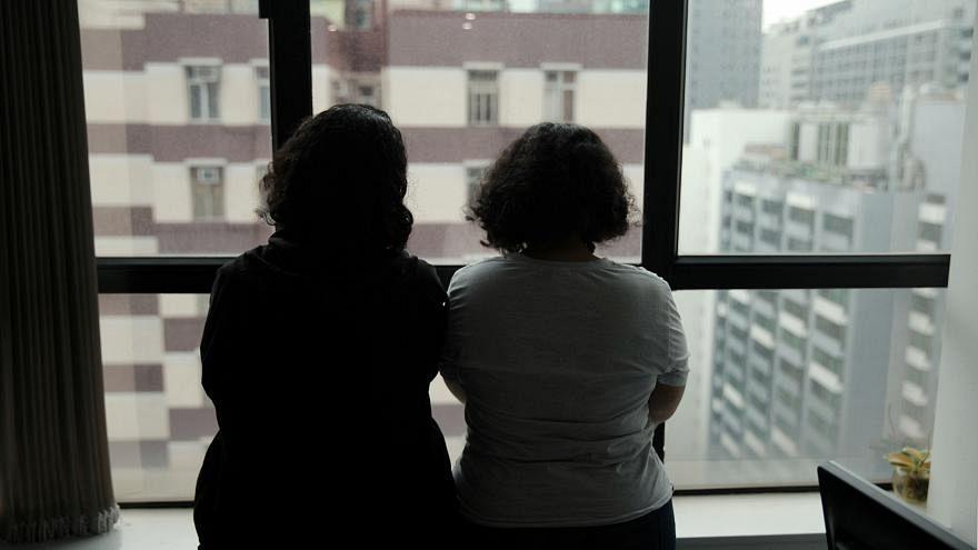 شقيقتان سعوديتان هربتا من المملكة
