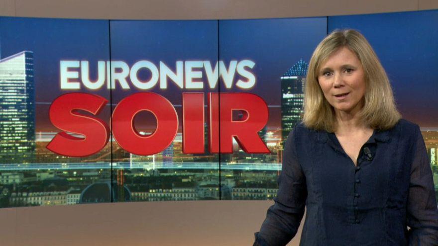 Euronews Soir : l'actualité du 8 mars