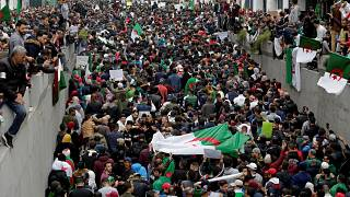 Újabb tömegtüntetések az elnök ellen Algériában