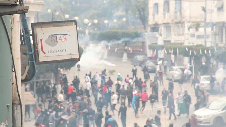Marea humana contra Buteflika en Argelia
