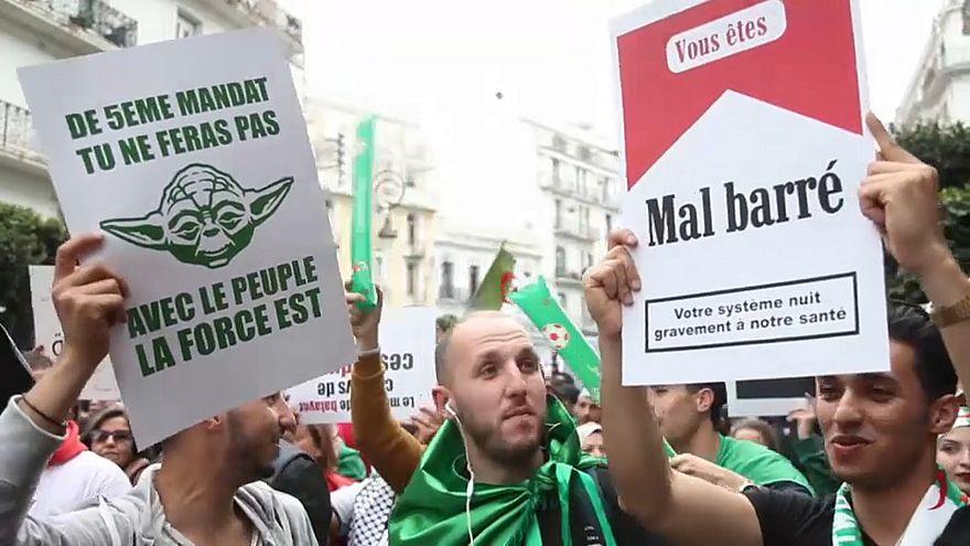 """Алжир: """"У них миллионы - нас миллионы!"""""""