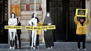 Amnistia Internacional pede libertação de três sauditas detidas