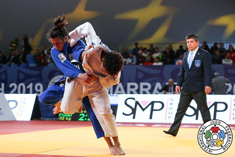 Dynamic judo and powerhouse performances as Marrakech Grand Prix