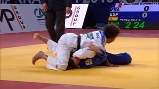 Judo: Erster Tag des Grand Prix von Marrakesch