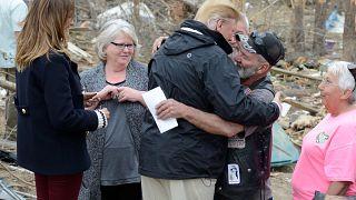 Trump in der Tornadozone