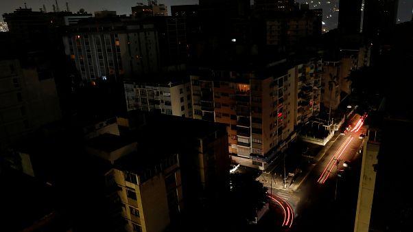 قطع برق و خاموشی بیسابقه در ونزوئلا