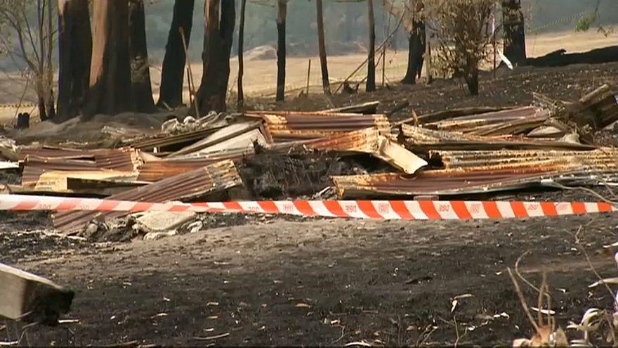أستراليا: الحرائق تتسبب في إتلاف 100 ألف هكتار وتدمير عشرات المنازل