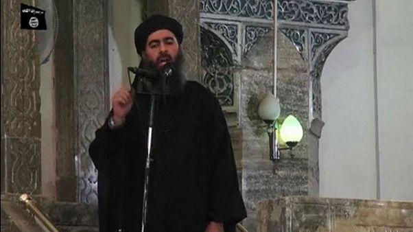 ابوبکر بغدادی در آستانه شکست کامل داعش کجاست؟