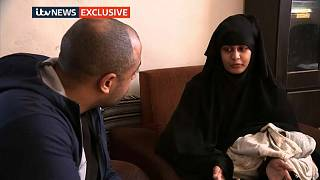 The British baby of an ISIS bride dies in northern Syria