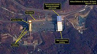 Corée du Nord : vers un tir imminent?
