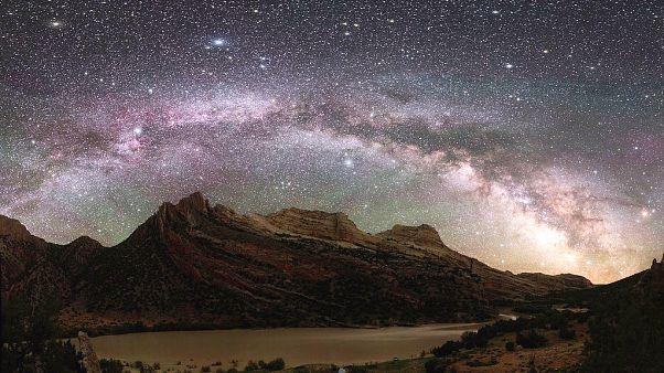 Samanyolu Galaksisi'nin kütlesi hesaplandı: 1,5 trilyon Güneş kütlesi büyüklükte