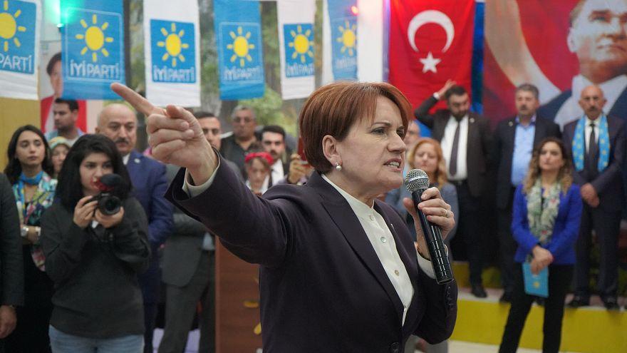 Akşener Erdoğan'a meydan okudu: Tanklı-tüfekli paşalardan korkmadım