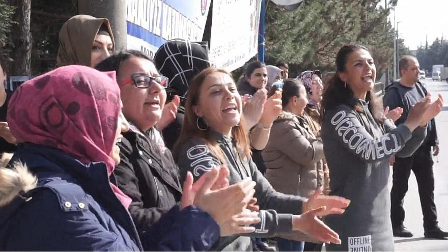 Video | Flormar işçileri 297. gününde eylemlerine son verdi