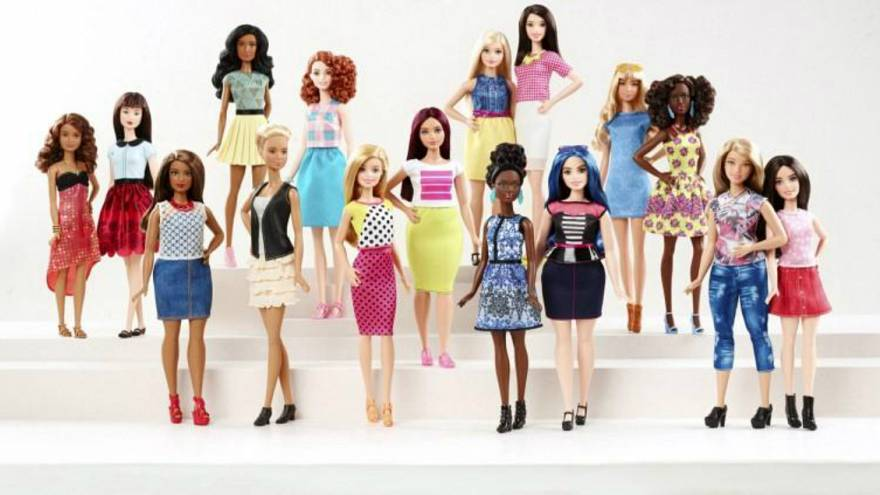 Barbie completa 60 anos de idade