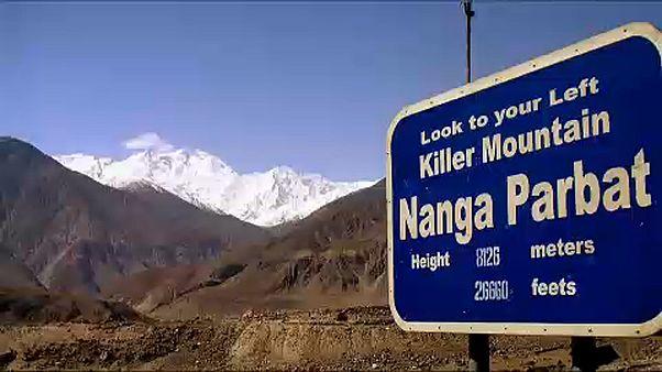 На горе-убийце Нангапарбат найдены тела альпинистов