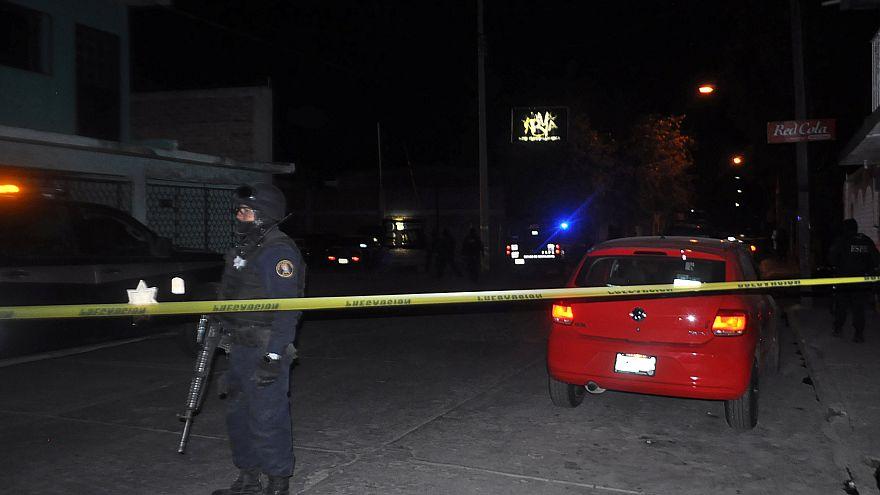 Meksika'da bar saldırısı: En az 13 ölü, 7 yaralı