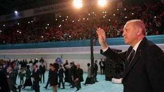 Erdoğan: Mesele S-400 değil, Türkiye'nin kendi iradesiyle hareket ediyor olması
