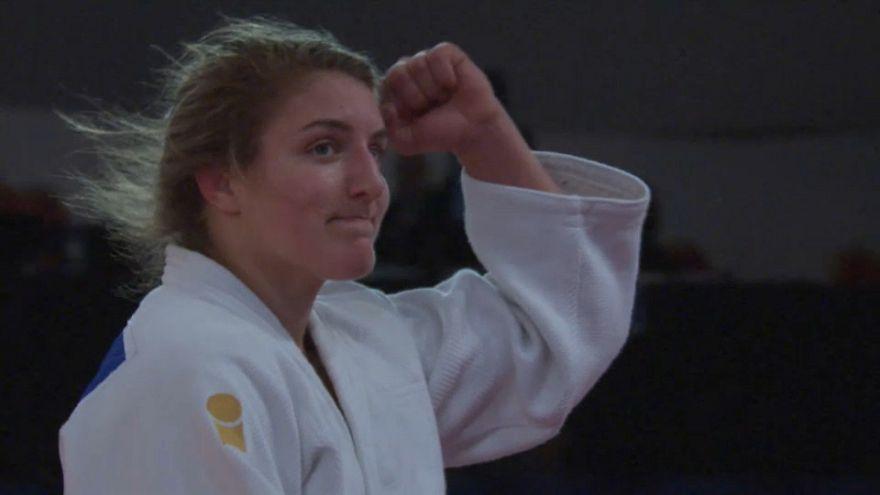 الجيدو: السلوفينية أندريا ليسكي تفوز بالميدالية الأكثر لمعانا في جائزة مراكش الكبرى