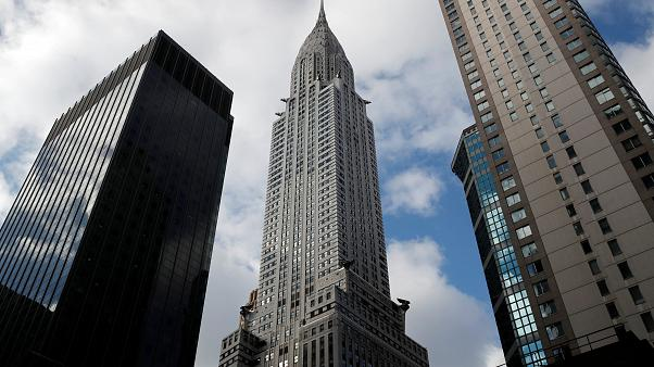 Elkelt a Chrysler Building