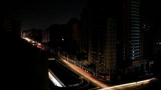 Venezolaner wollen wieder Strom